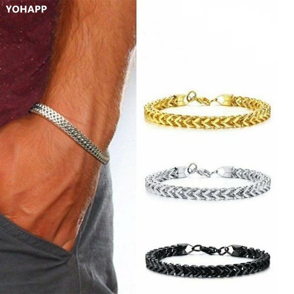 Steel, titanium steel, Jewelry, Chain