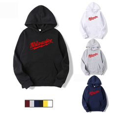 Fashion, Winter, Tops, pullover hoodie