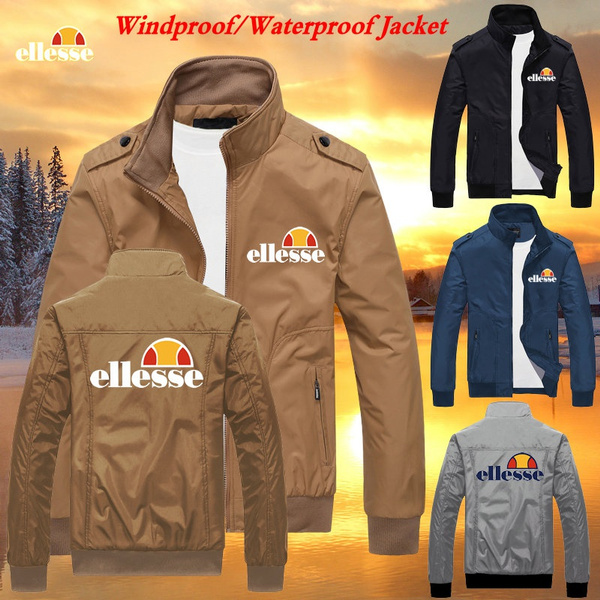 Stand Collar, Casual Jackets, Outdoor, Winter