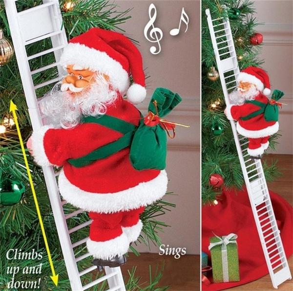 treependant, Christmas, Santa Claus, hangerornament