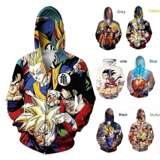 Dragonball, Fashion, Dragon Ball Z, Sweatshirts