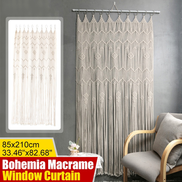 bohemia, macrame, Door, Home Decor