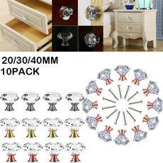 knobs, drawerknob, DIAMOND, Handles