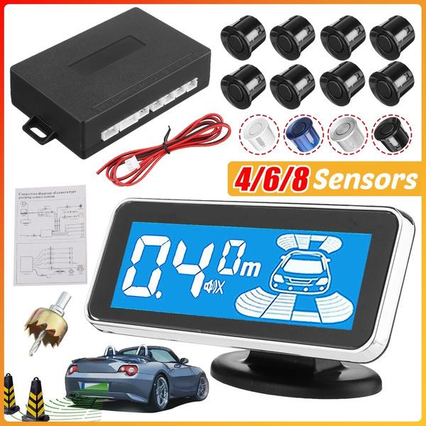 led, Monitors, parkingsensorsystem, parkingsensor