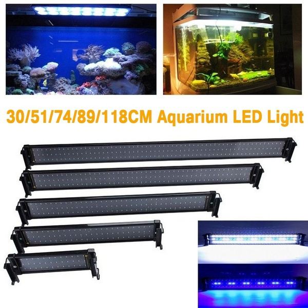 Blues, Pet Supplies, fishaquarium, led