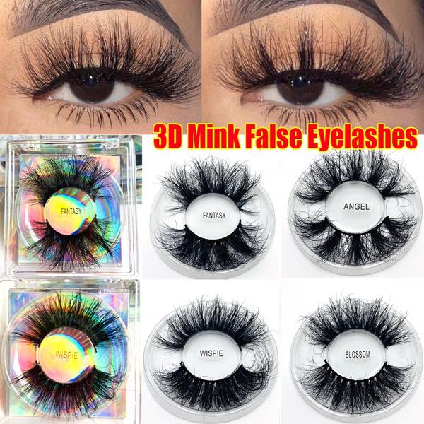 False Eyelashes, 27mmlashe, Makeup, eye