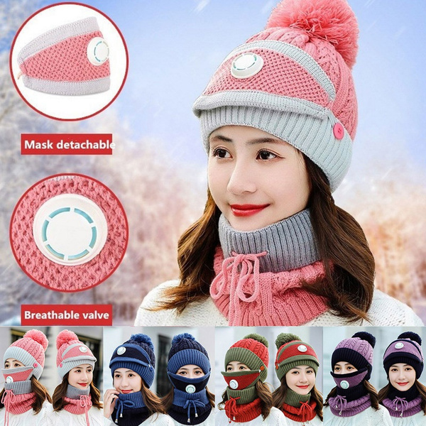 Warm Hat, Cotton, Fashion, Cycling
