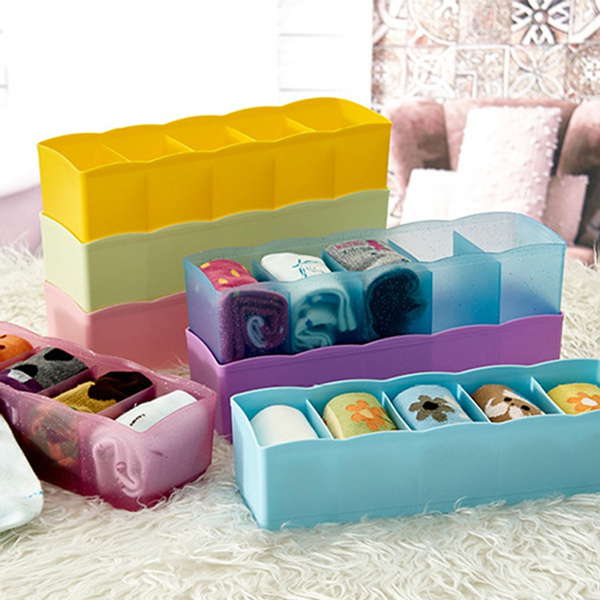 organizersandstorage, Storage Box, brasockstiestoragedrawer, drawerdesktopcosmeticdivider