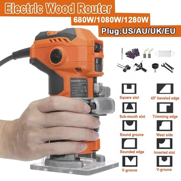electricrouter, Power Tools, Electric, Tool