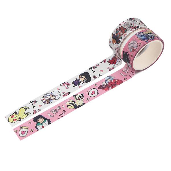 Kawaii, cute, Fashion, stationerytape