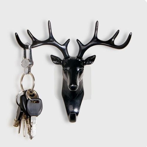Head, personalityhook, wallhook, Deer