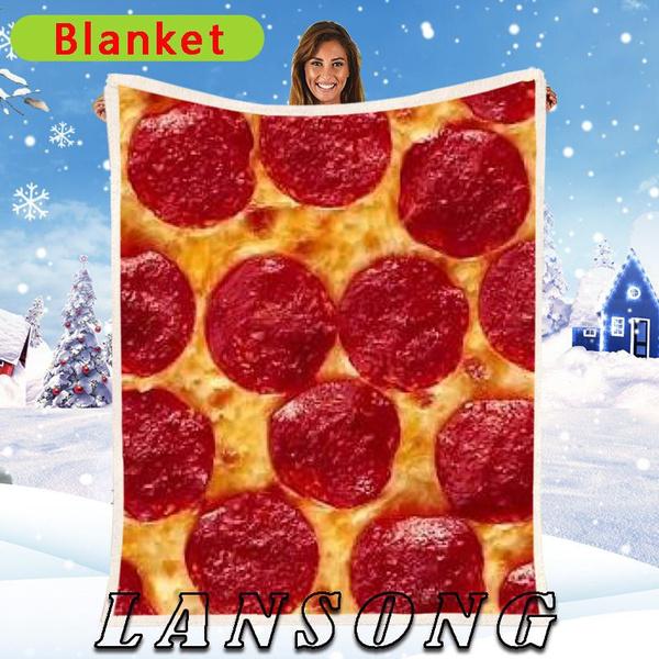 Plus Size, Tank, Throw Blanket, pizzahoodiemen