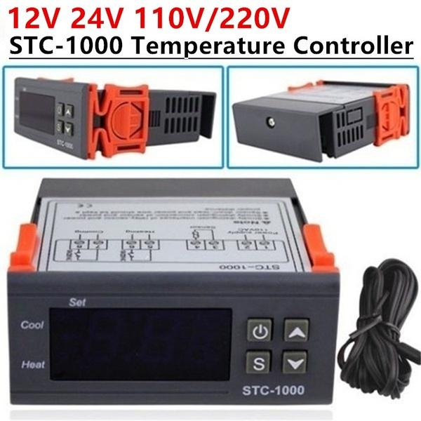 led, controlsystemsandplc, pengontrolsuhu, sensorwtermostat