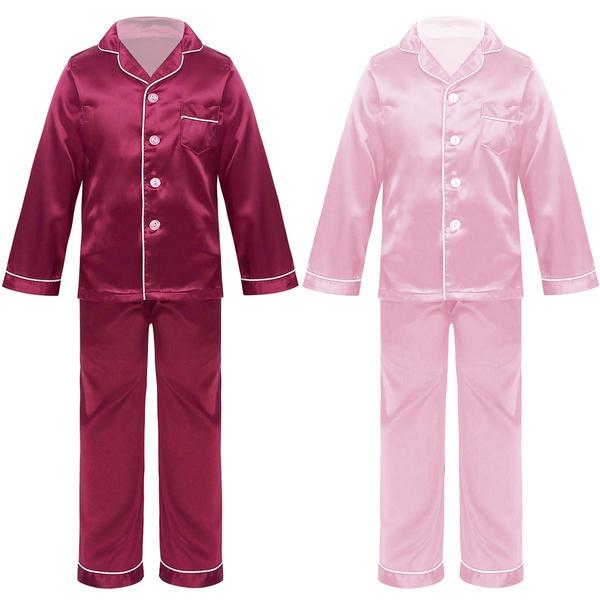 kids, kidspajama, silk, kidssleepwear