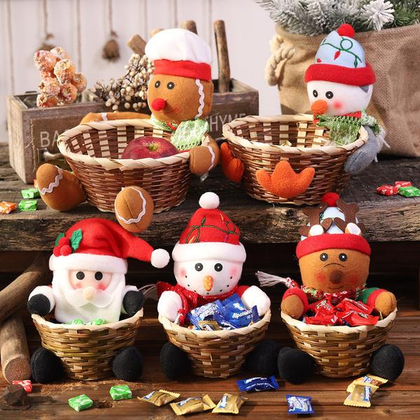 candygiftbasket, Christmas, Gifts, storagebasket