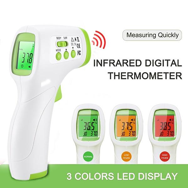 bodytemperaturemeter, thermometergun, babytemperaturegun, earthermometer
