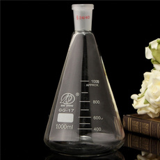 glasserlenmeyerflask, labamplifescience, Flasks, Glass