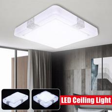 livingroomlamp, lampsled, squareceilinglight, Modern