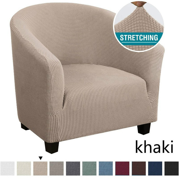Decor, Spandex, stretch, armchair