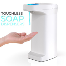 Capacity, soapdispenser, handsanitizerdispenser, Soap