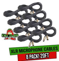 Microphone, microphonecable, xlrcable, microphonewire