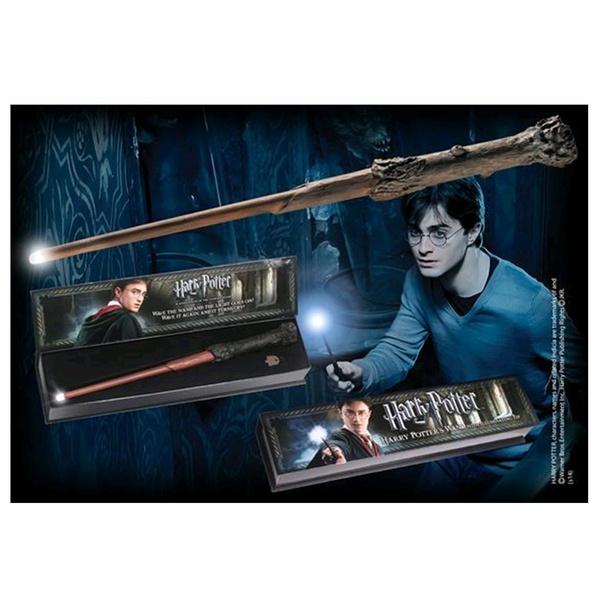 illuminating, wand, harry, potter