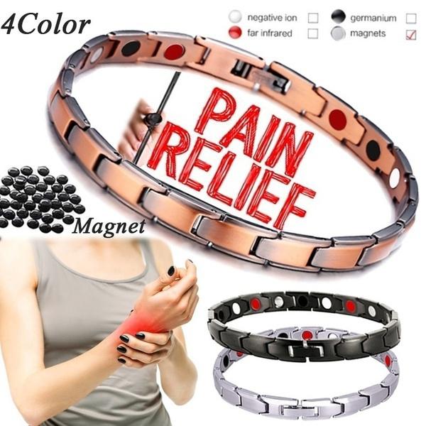 copperbracelet, Jewelry, stainlesssteelbracelet, magnetictherapy