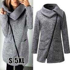 Jacket, Fashion, Coat, thickjacketwomen