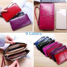 Fashion, business bag, leather, Clutch