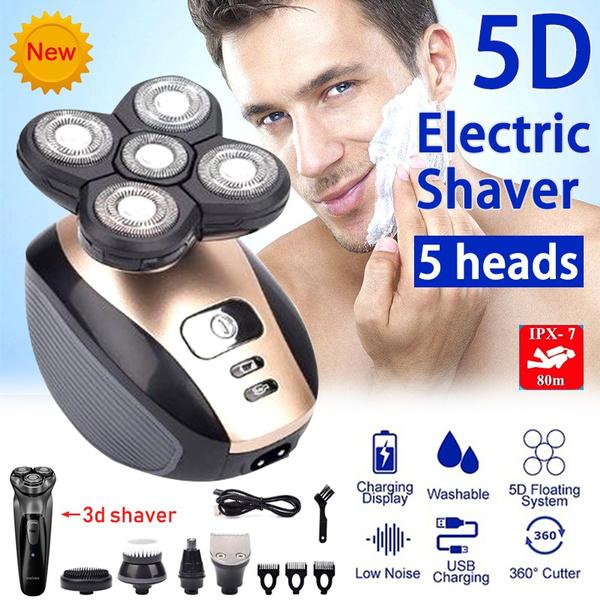 electrichairtrimmer, Razor, Head, Men