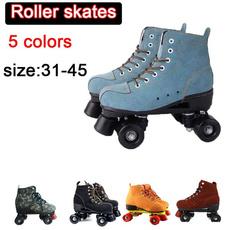 Outdoor, rollerskate, leather, Indoor