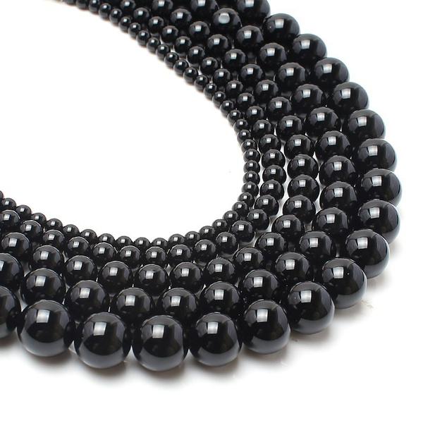 jewelrybead, blackonyxbead, Jewelry, onyx