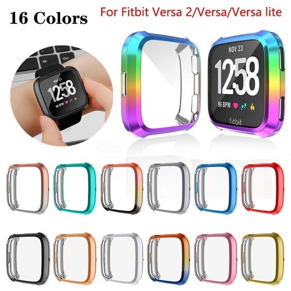 case, fitbitversatpucase, Cover, fitbitversa2screenprotector