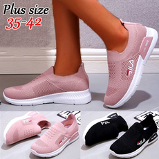 lightweightshoe, Slip-On, Flats shoes, flat shoe