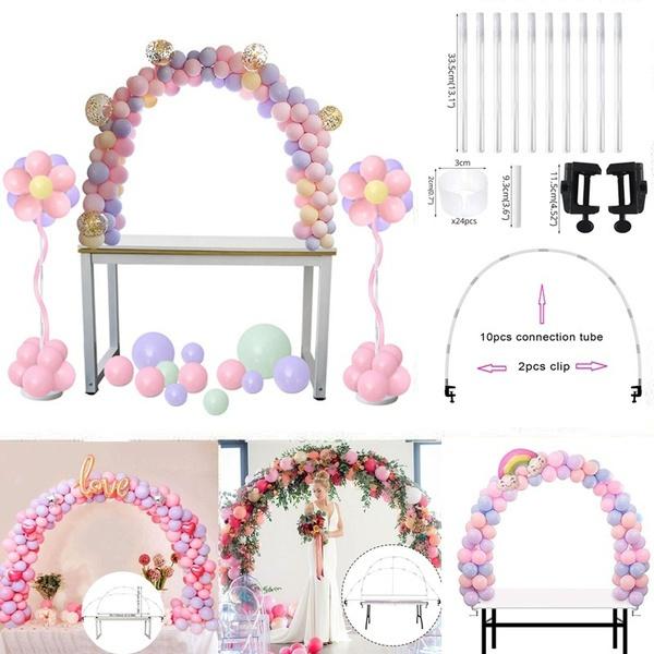 Decor, balloondisplay, balloongarland, balloonstand