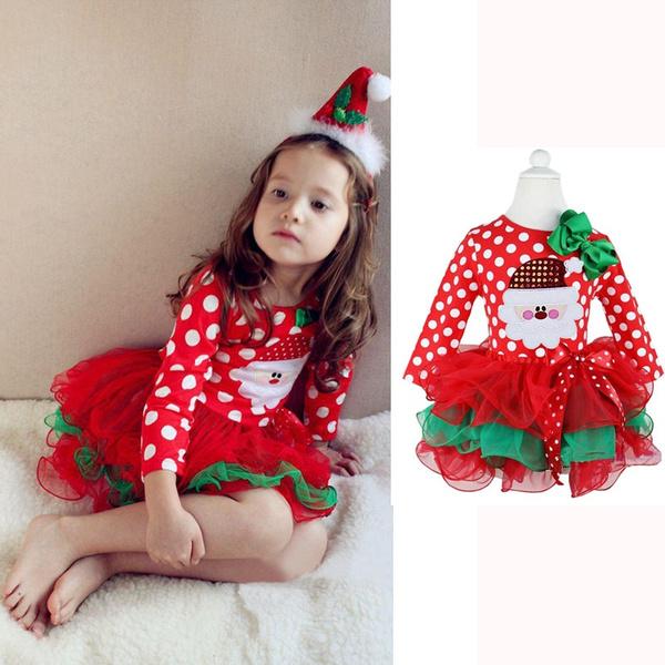 Baby Girl, Fashion, kids clothes, christmaspartyprincessdre