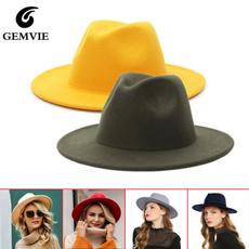 Fedora Hats, felthatsformen, women hats, Gel