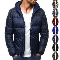 casualjacketsformen, cottonjacket, Fashion, camouflage