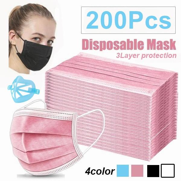 innersupportbracket, Cloth, maskpad, Masks