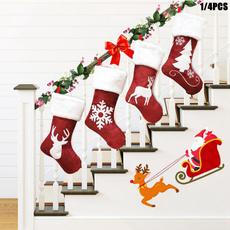 Christmas, Gifts, Food, Ornament
