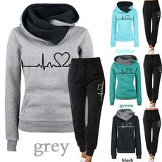 Fashion, pullover hoodie, Sweatshirts, pants