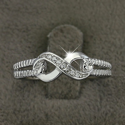 Sterling, Infinity, Gifts, infinityring