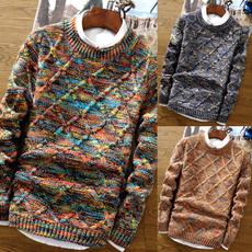 Slim Fit, Winter, Sleeve, Sweaters