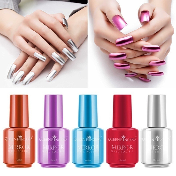 nail stickers, Magic, Beauty, mirroreffectnailpolish