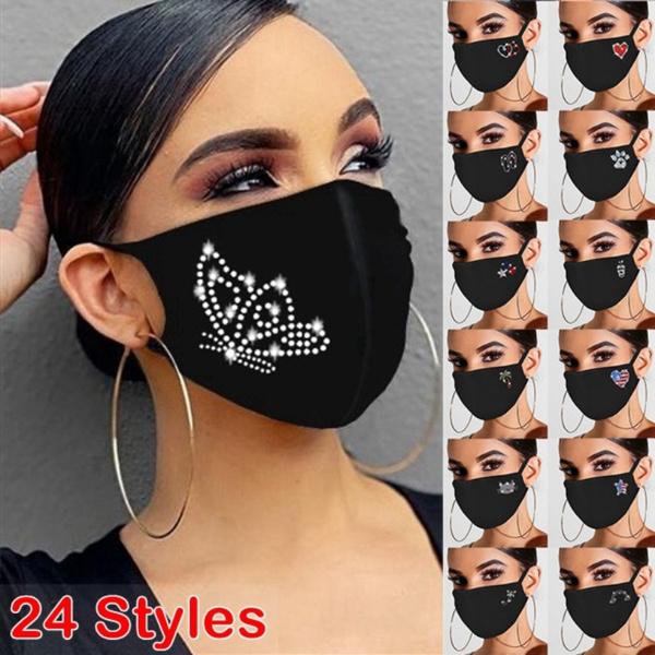 sunproof, Women, Fashion, unisexprintmask