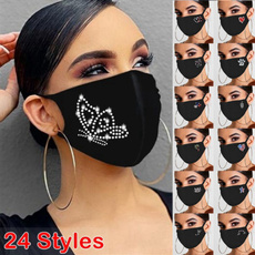 sunproof, Women, Fashion, unisexprintmask
