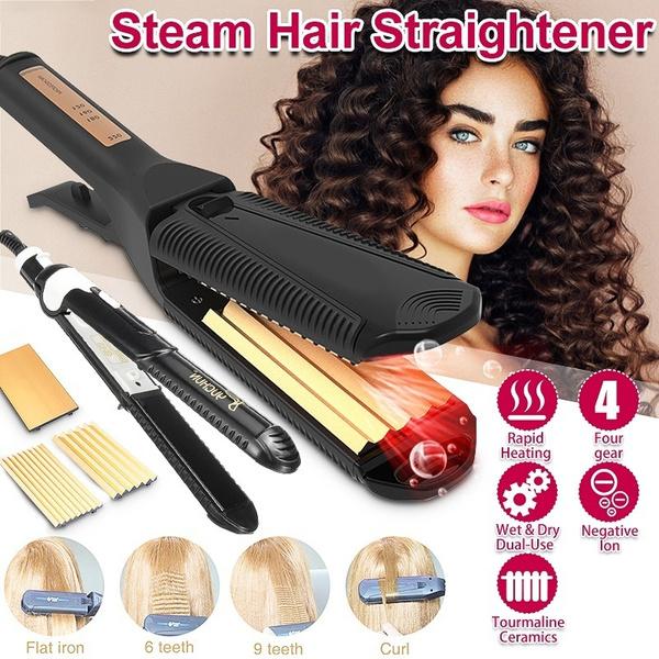 stylingaccessorie, ceramicbrush, electriccomb, Straightening Iron
