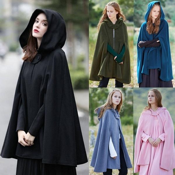 Fashion, vinatgecloak, Cosplay Costume, Gel