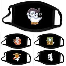 ghost, caspertheghostmask, mouthmask, Halloween