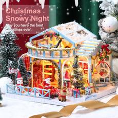 Mini, Toy, toyhouse, Christmas